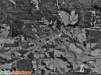Waverly Hall satellite photo by USGS