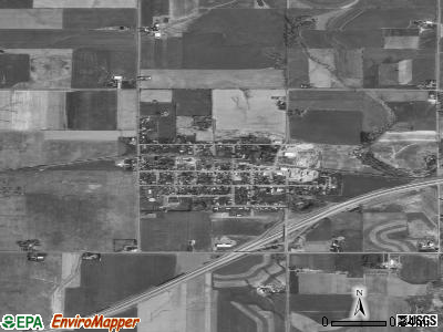 Boyd satellite photo by USGS