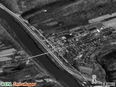 Millerstown satellite photo by USGS