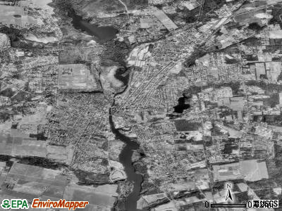 Bridgeton satellite photo by USGS
