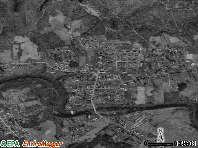 West Milford satellite photo by USGS