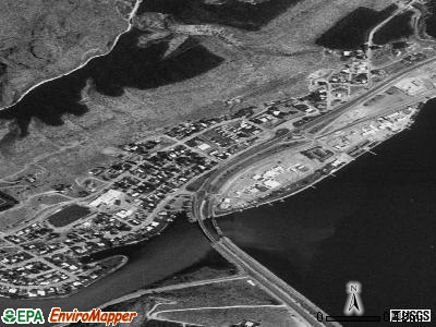 Pateros satellite photo by USGS