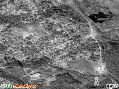 Drakesboro satellite photo by USGS