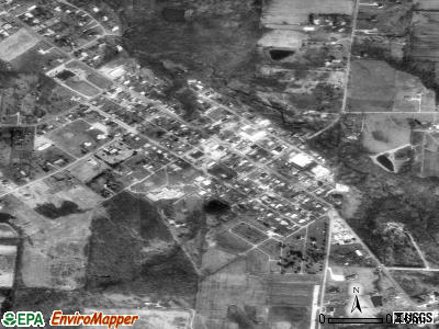 Lithopolis satellite photo by USGS