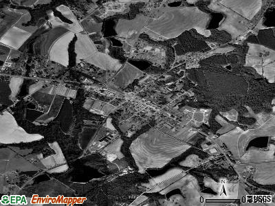 Portal satellite photo by USGS