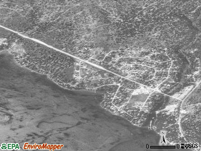 Hamilton Branch satellite photo by USGS