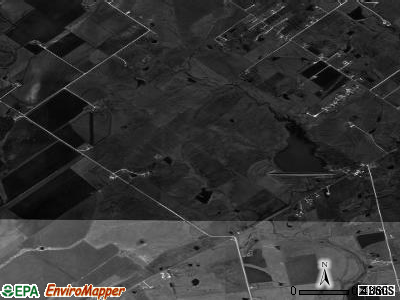 Niederwald satellite photo by USGS