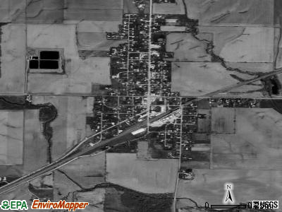 Altona satellite photo by USGS