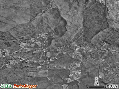 Beersheba Springs satellite photo by USGS