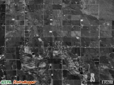 Bogue Chitto satellite photo by USGS