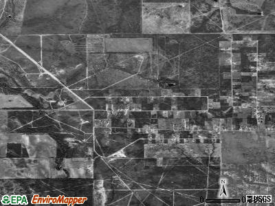 Owl Ranch-Amargosa satellite photo by USGS