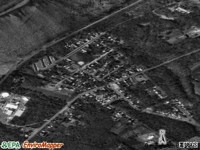 Fieldsboro satellite photo by USGS