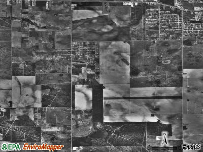 Alice Acres satellite photo by USGS