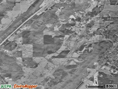 Hammondville satellite photo by USGS