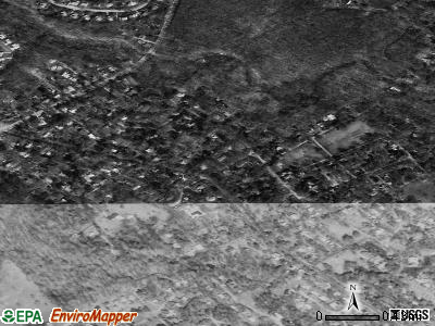 Arden satellite photo by USGS