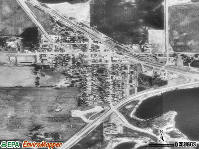 Ashby satellite photo by USGS