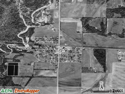 Patterson satellite photo by USGS