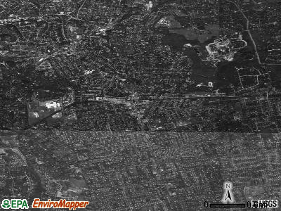 East Northport satellite photo by USGS