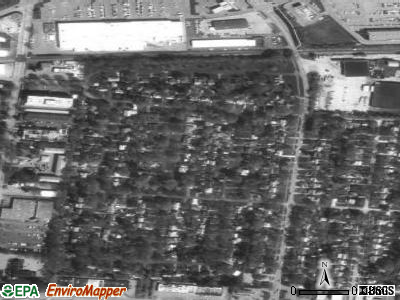 Richlawn satellite photo by USGS