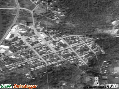 Smithton satellite photo by USGS
