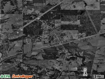 Appleby satellite photo by USGS