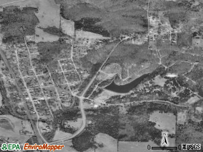 Irondale satellite photo by USGS