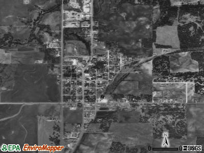 Ringwood satellite photo by USGS