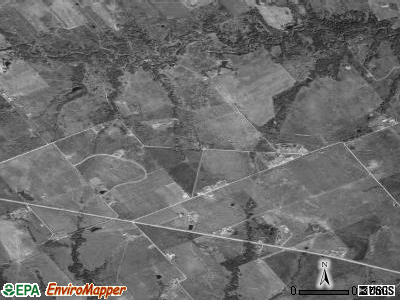Mildred satellite photo by USGS