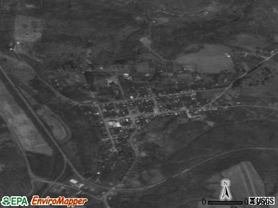 Freeport satellite photo by USGS