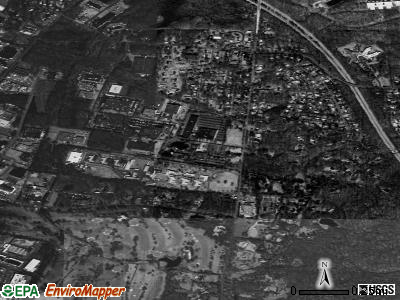 Rockleigh satellite photo by USGS