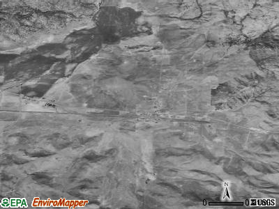 Chilcoot-Vinton satellite photo by USGS