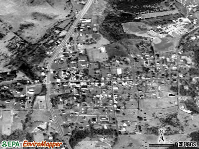 Fincastle satellite photo by USGS