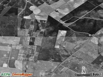 K-Bar Ranch satellite photo by USGS