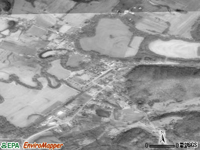 Salt Lick satellite photo by USGS