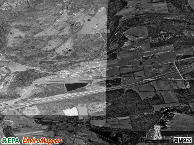 Duanesburg satellite photo by USGS