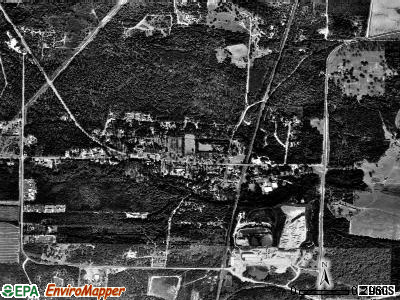 Andersonville satellite photo by USGS
