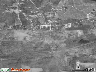 St. Charles satellite photo by USGS