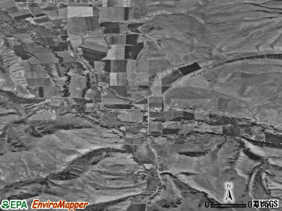 Avon satellite photo by USGS