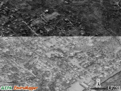 Ardentown satellite photo by USGS