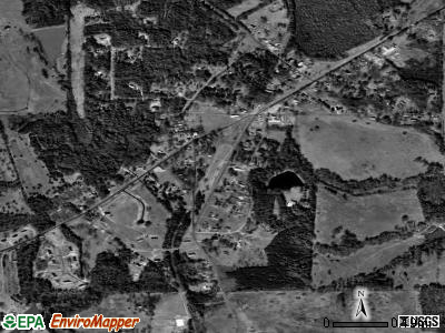 Williamson satellite photo by USGS