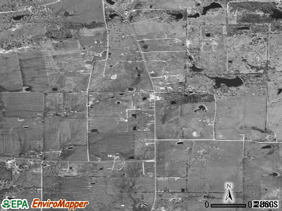Grays Prairie satellite photo by USGS