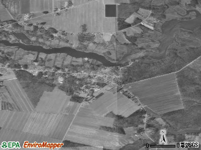 Stonewall satellite photo by USGS