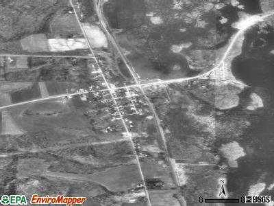 Hartstown satellite photo by USGS