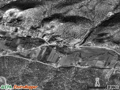 Vadito satellite photo by USGS