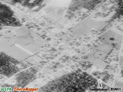 Hedgesville satellite photo by USGS