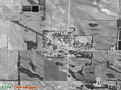 Rondo satellite photo by USGS