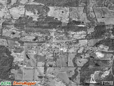Casa satellite photo by USGS