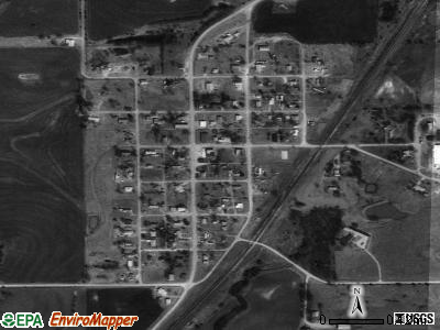 Orlando satellite photo by USGS