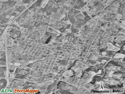 Martinsburg satellite photo by USGS