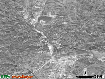 Goodlettsville satellite photo by USGS